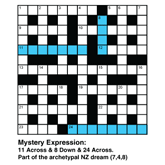 KiwiSpeak Crossword – PuzzleBeetle