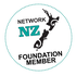 Network NZ Foundation Members Stamp Transparent 70pix